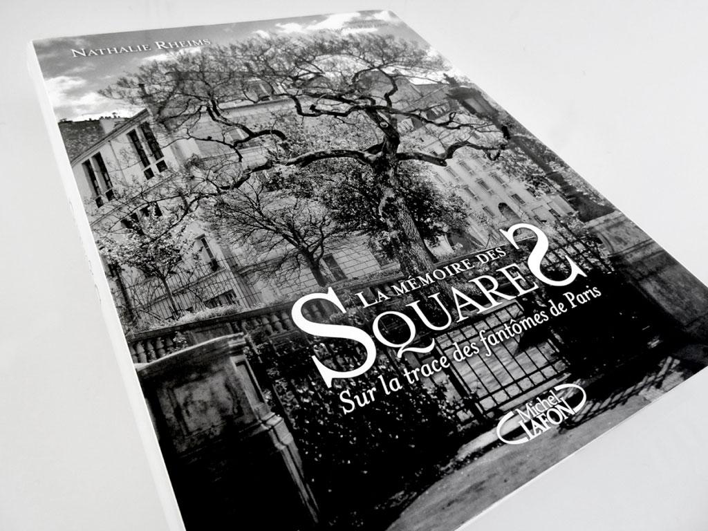 Projet de photogravure Squares Michel Lafon
