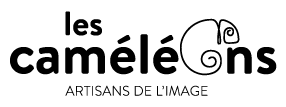 Les Caméléons Logo